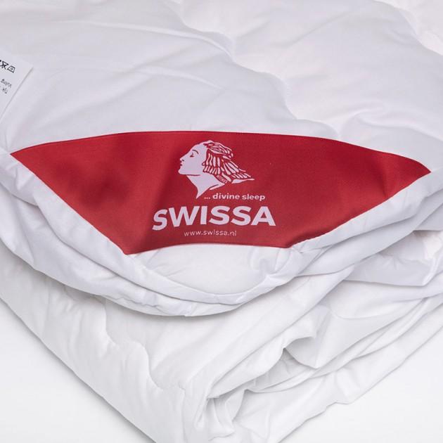 Swissa katoenen onderdeken